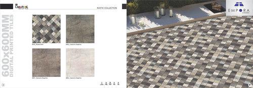 Rustic Collection Floor Tiles Outdoor and Indoor