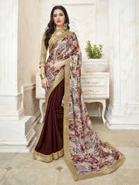 Stylish Designer Saree