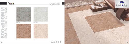 Porcelain 60 X 60 Floor Tiles