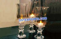 Wedding Table Crystal Lamp Centerpieces