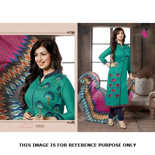 Darzzling Ayesha Embroidery Work Salwar Suits