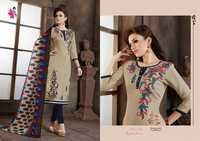 Latest Embroidery Work Salwar Suits