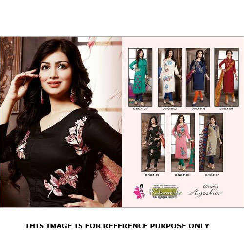 Darzzling Ayesha Wholesale Dress Materials