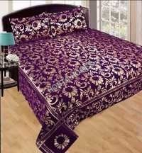 Chenille Bed Sheet New Color