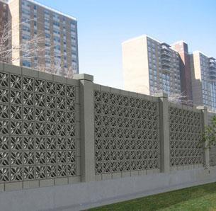 Precast Compound Wall Design