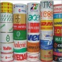 Masking Tape Shrink Label Packing
