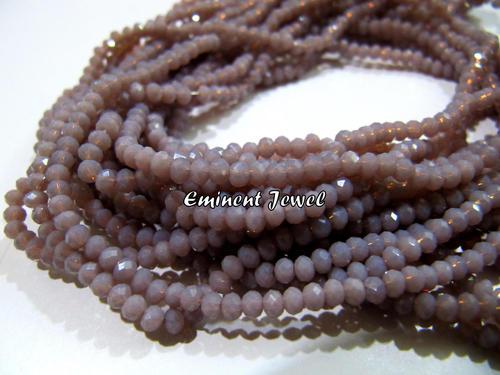 Purple Chalcedony Beads