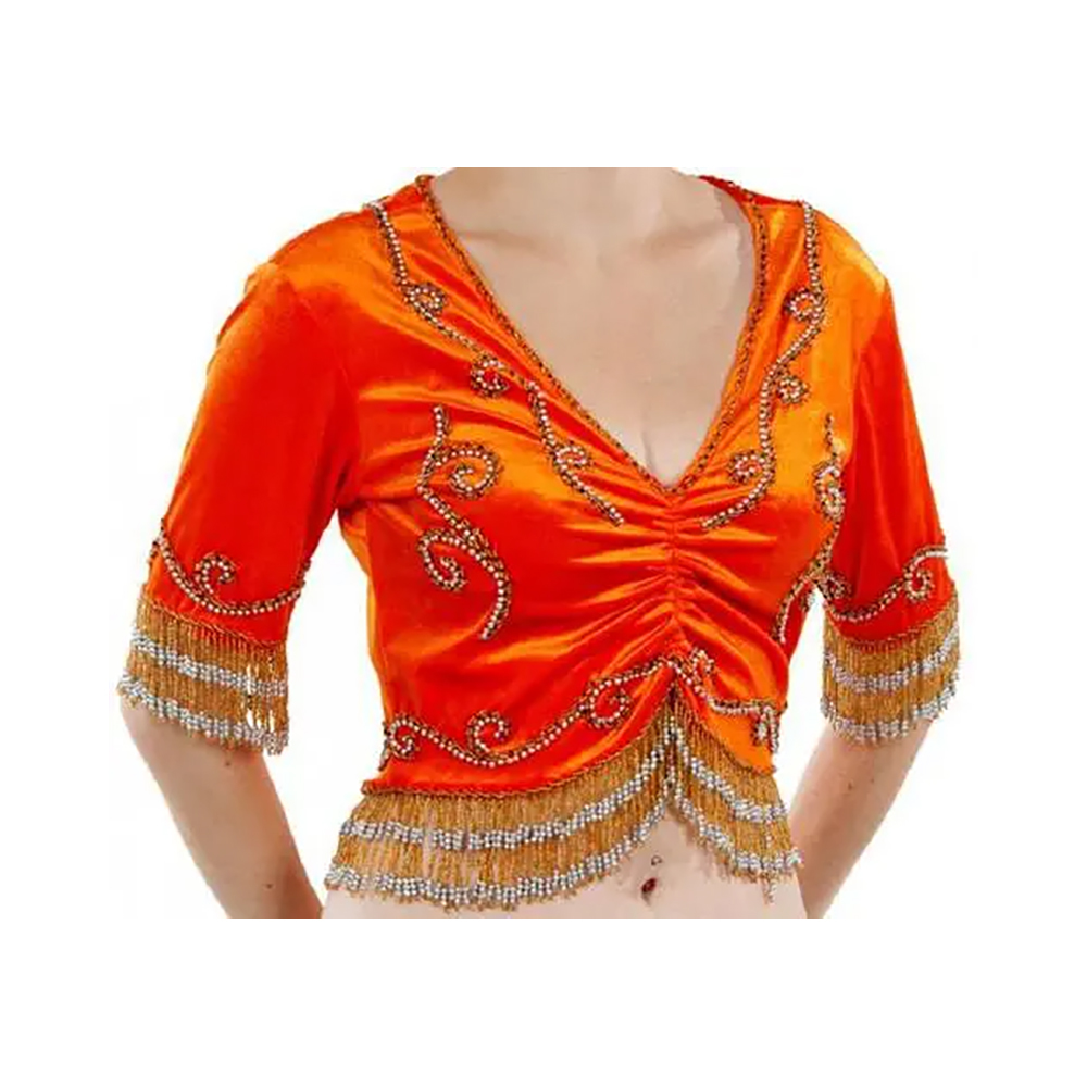 Belly Dance Harem Pant Tops