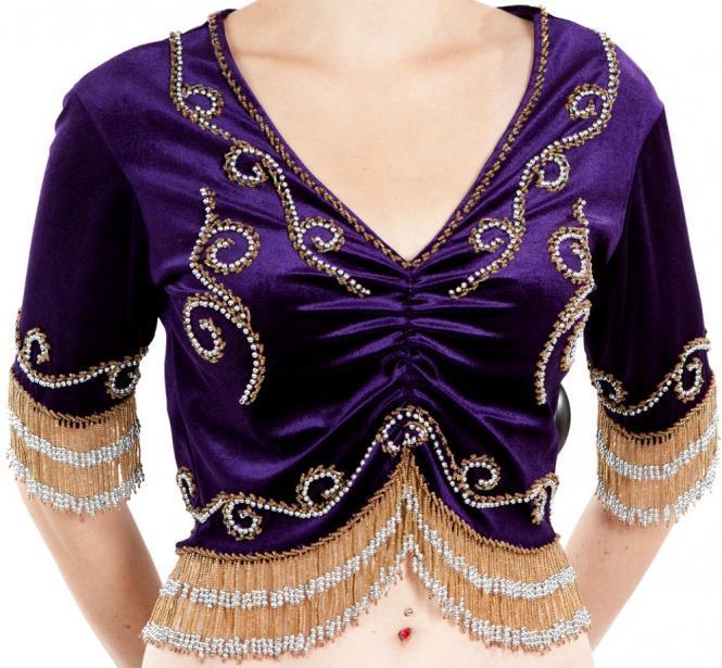 Belly Dance Top