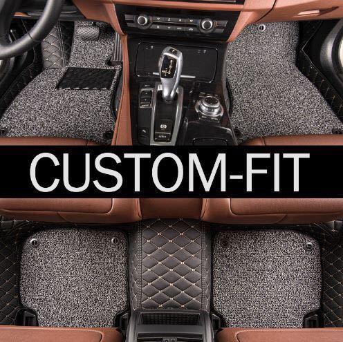 7D Car Customized Footmats