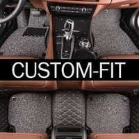 7d Car Customized Footmats