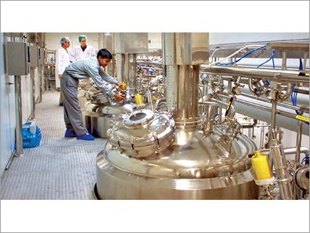 Pharmaceutical Plant Fabrication