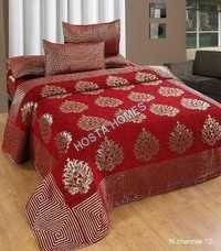 Chenille Bed Sheet For Doublr Bed Size 90X100
