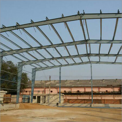 Prefab Roofing Structure