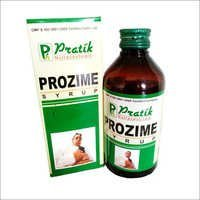 Ayurvedic Syrup For Digestive & Enzyme - Prozime Syrup