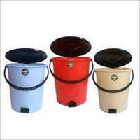 Plastic  Dustbin Set