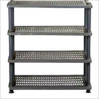 4 Tier Plastic Rack