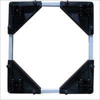 Square Shape Plastic Refrigerator Stand