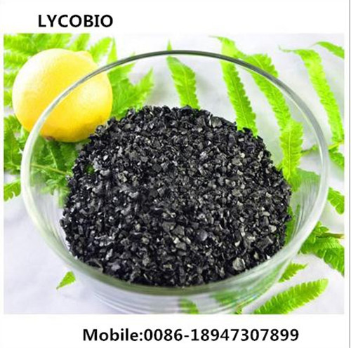 Sodium Humate Shiny crystal Granule