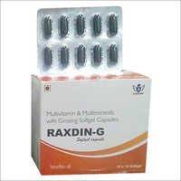 Raxdin-G Softgel Capsules