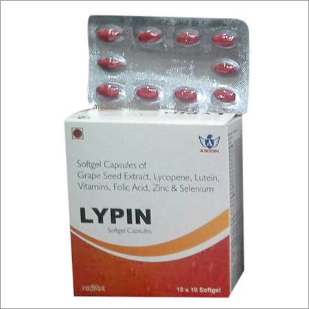 Lypin Softgel Capsules