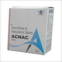 Acnac Paracetamol Tablets