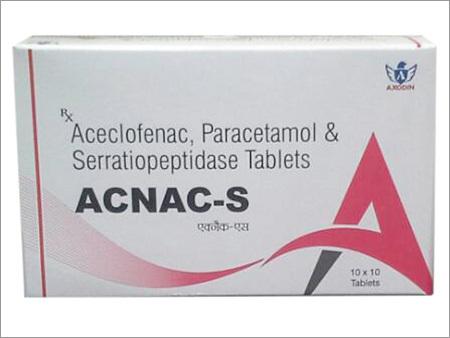 Acnac-S Tablets