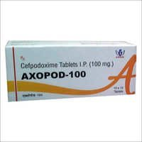 Cefpodoxime Tablets Ip 100mg