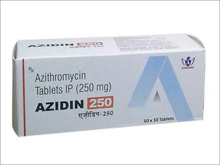 Azidin-250 Tablets