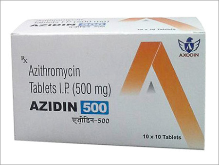 Azidin-500 Tablets