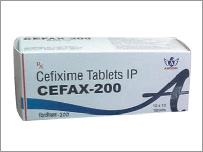 Cefax-200 tablets
