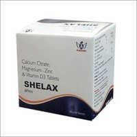 Shelax Vitamin D3 Tablets