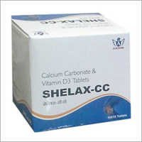Shelax-CC Tablets