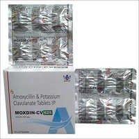 Moxdin-CV 625 Tablets
