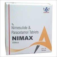 Nimax Paracetamol Tablets