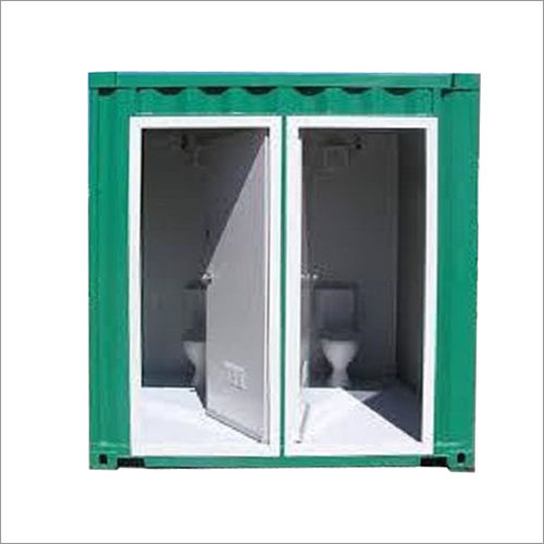 MS Prefabricated Toilet Cabin