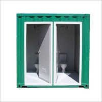 MS Prefabricated Toilet Cabin