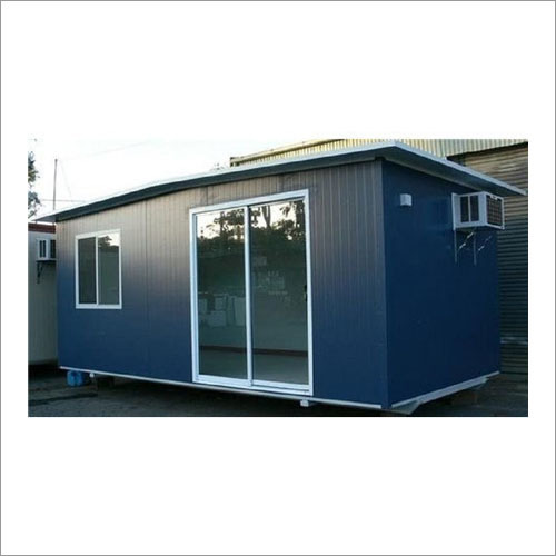 MS Prefabricated Office Cabin