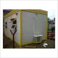 Ms Prefabricated Office Container