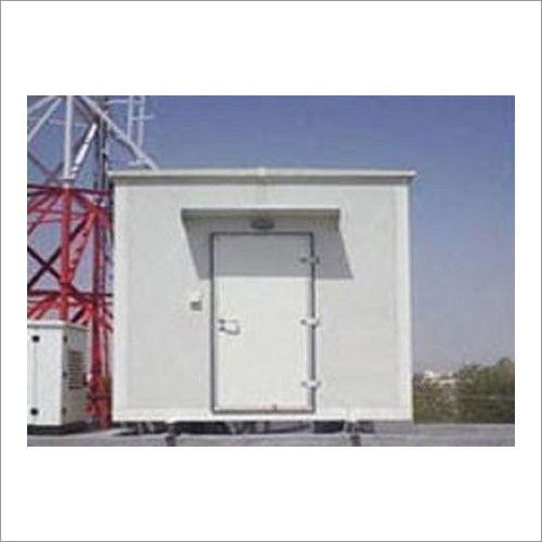 Mild Steel Telecom Portable Cabin