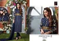 Princess 2 Plazzo Salwar Suits Wholesale Online
