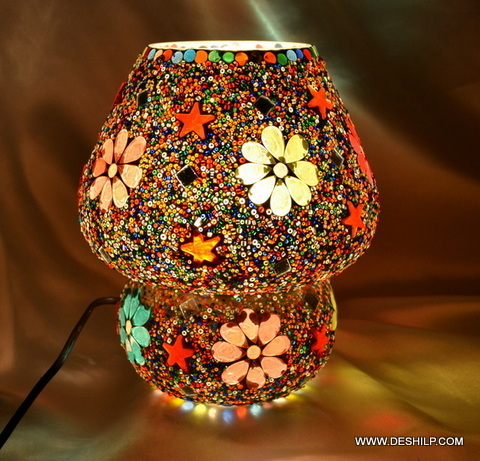 TABLE LAMPS , GLASS TABLE LAMP BASE,MODERN LAMP,CLEAR TABLE LAM