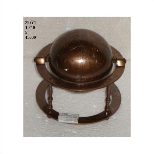 Brass Nautical Globe