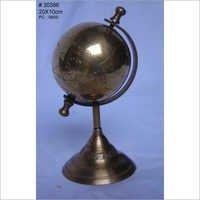 Brass Metal Globe