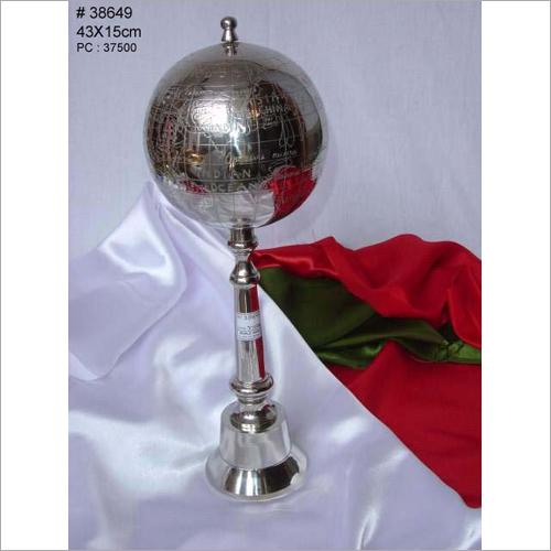 Aluminium World Globe