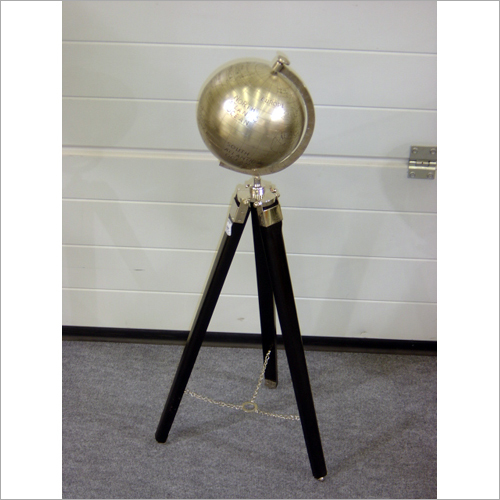 Antique Brass Nautical Globe
