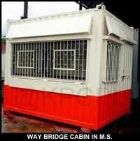 GI Toll Booth Cabins