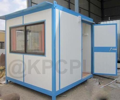 PUF Tool Booth Cabin