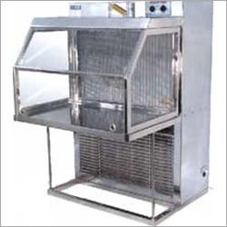 Horizontal Laminar Flow Cabinet Complete Made Of Stainless Steel