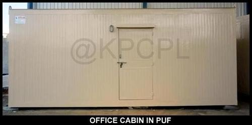 PUF PORTABLE SITE OFFICE CABIN